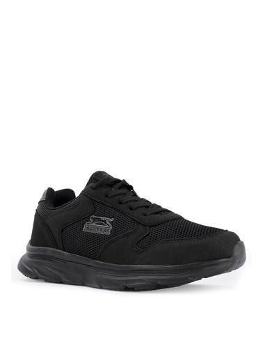 Slazenger Slazenger STRONG Sneaker Kadın Ayakkabı   Fuşya Siyah